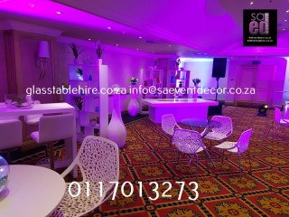 Cocktail Event Furniture Hire