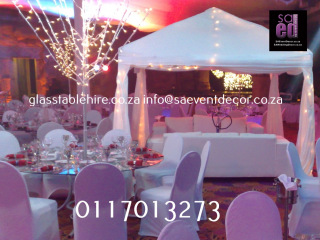 Fairy Light Decor Hire