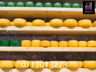Cheese Backdrop Rentals