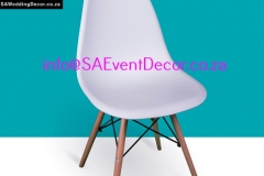 White Spider Cocktail Cafe Chair Rental chairs for the perfect cocktail event From SA Event Decor