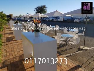 Indaba Hotel - Conversation, Café Tables & Café Chairs