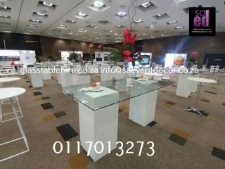 Sandton Convention Centre - Conversational Tables, Cocktail Event