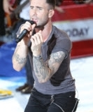 Music Adam Levine Backdrop