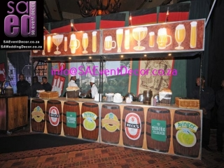 German beerfest Themed decor