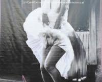 BacOsc08 Marilyn Monroe Backdrop Hire