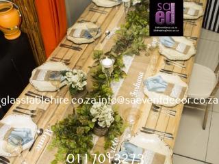 Exquisite Rustic Tables