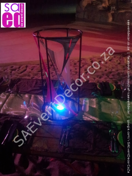 LED cocktail furniture