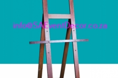 Artist Easel Hire (2)