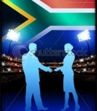 BacPro24 Proudly South African Flag Backdrop Hire