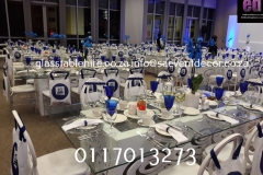 Sandton Convention Centre - Blue & White Event