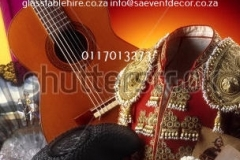 Themed Printed Spanish Backdrop Hire 15