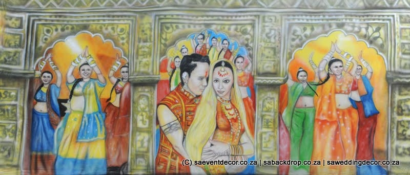 BacBacbol02 Bollywood Actres Actor Films Movies India Themed backdrop hire