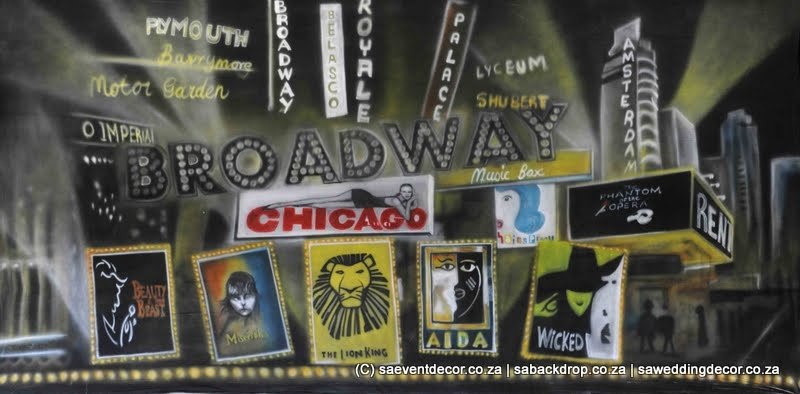 Bacbro02 Broadway New York Theater Theme Backdrop Hire