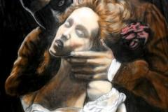 BacPha02 Phantom Of The Opera Themed backdrop Hire