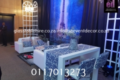 Sandton Convention Centre - French Vitage Themed Lounge