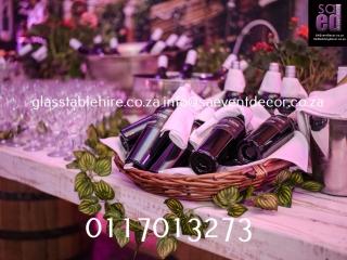 Indaba Hotel - Italian Wine Tasting
