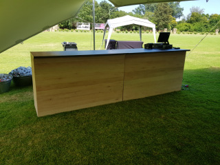 Wooden Bar Counters