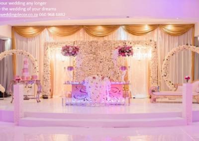 Garden Wedding decor by SA Wedding Decor 17