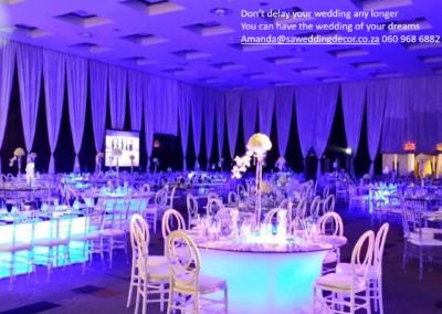 Garden Wedding decor by SA Wedding Decor 22