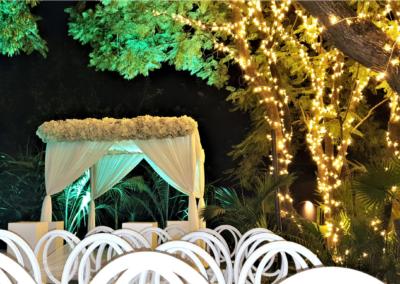 Garden Wedding decor by SA Wedding Decor 8